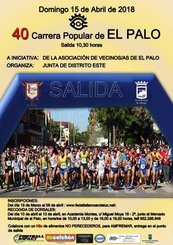 XXXX Carrera Popular El Palo