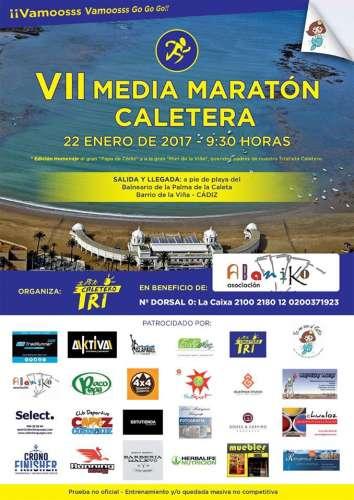 VII Media Maratón Caletera