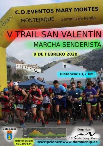 V Trail San Valentín