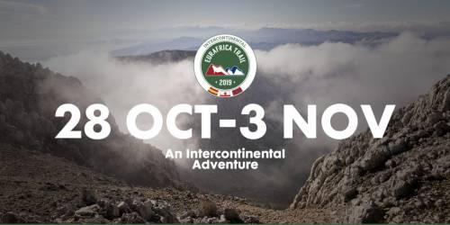 Carrera Eurafrica Trail Intercontinental 2019