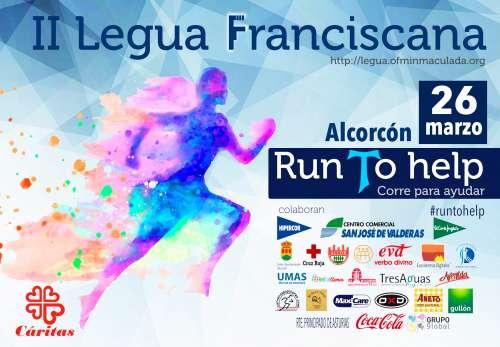 II Legua Franciscana - RUN TO HELP