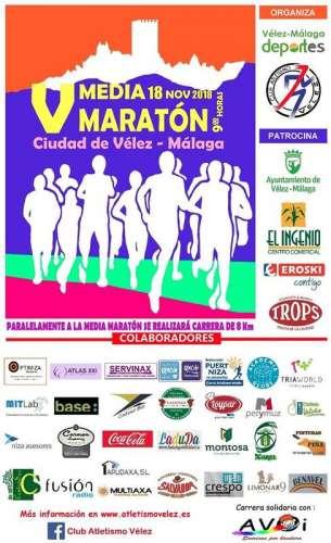 V Media Maratón Vélez Málaga