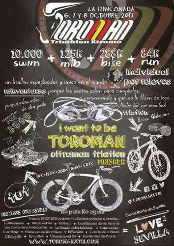Toroman Triathlon Xtreme