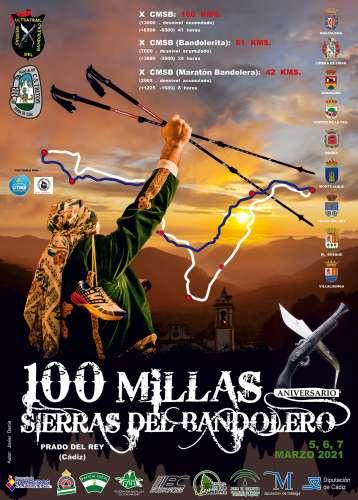Carrera X 100 Millas Sierras del Bandolero