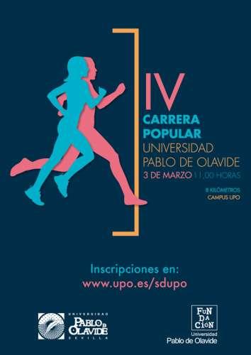 IV Carrera Popular Universidad Pablo de Olavide