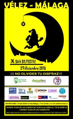 X San Silvestre Vélez
