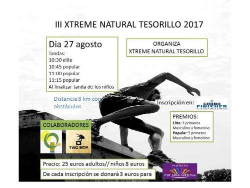 III Xtreme Natural Tesorillo