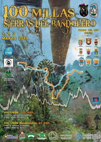 VIII 100 Millas Sierras del Bandolero
