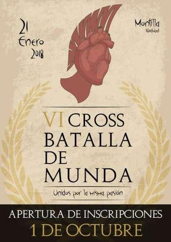 VI Cross Batalla de Munda
