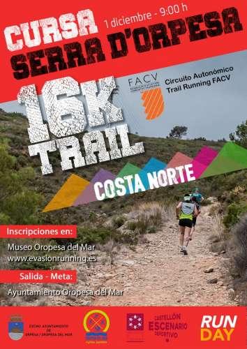 Trail Costa Norte