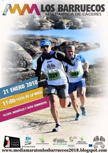 VII Media Maratón Los Barruecos