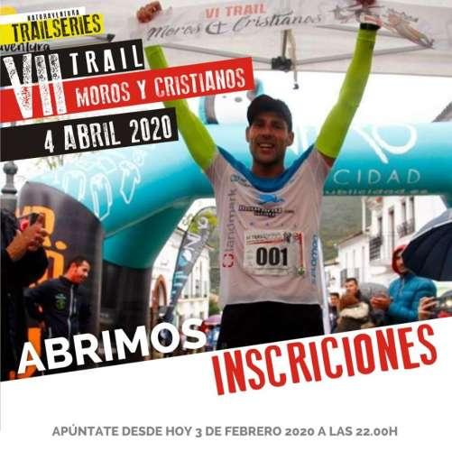 VII Trail Moros y Cristianos