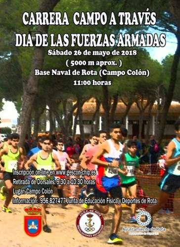 I Carrera Campo a Través Día de las FFAA