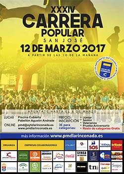 XXXIV Carrera Popular de San José
