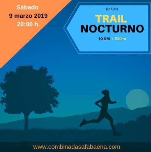 Trail Nocturno