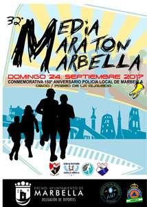 32ª Media Maratón Ciudad de Marbella