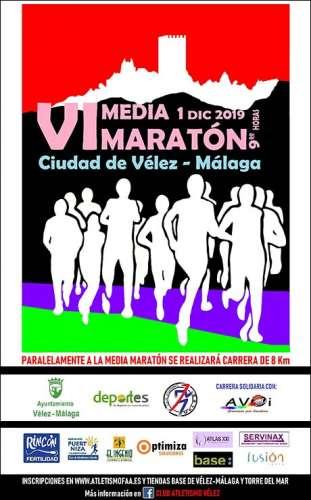 VI Media Maratón Vélez Málaga
