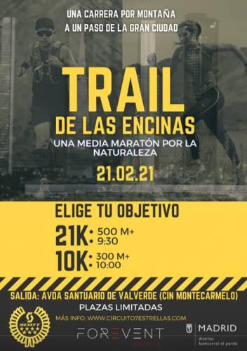 Trail de las Encinas