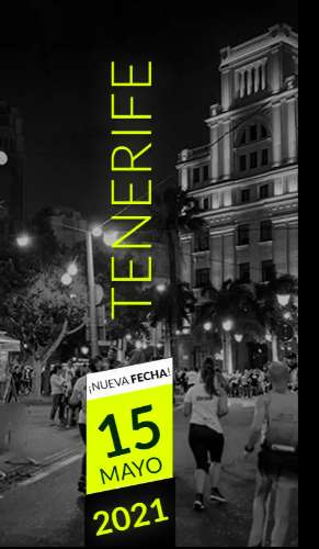 I Binter NightRun Tenerife