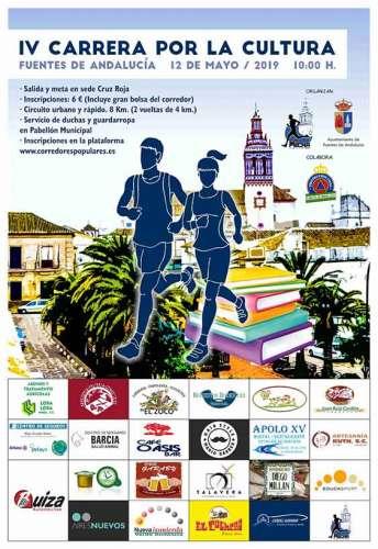 IV Carrera por la Cultura Fuentes de Andalucía
