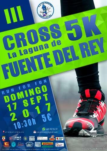 III Cross La Laguna Fuente del Rey