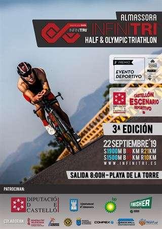 III Almansora Infinitri Half Triathlon