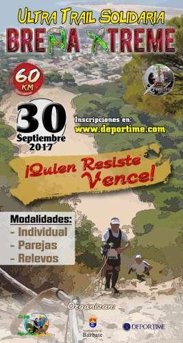 Ultra Trail Solidaria Breña Xtreme