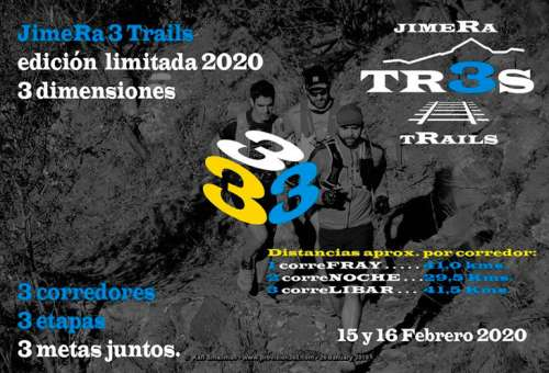 Jimera 3 Trails Etapa 3 Líbar