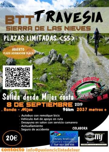Travesía BTT Sierra de las Nieves