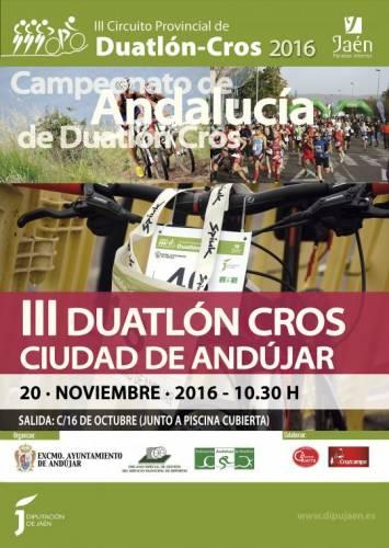 Carrera III Duatlón Cros Ciudad De Andújar