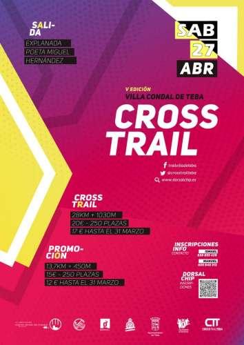V Cross Trail Villa de Teba