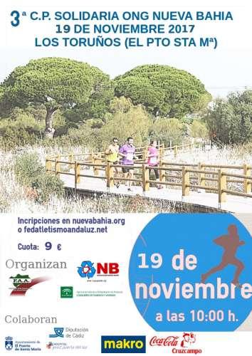 III Carrera Popular Solidaria ONG Nueva Bahía