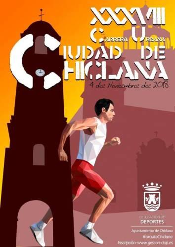 XXXVIII Carrera Urbana Ciudad de Chiclana