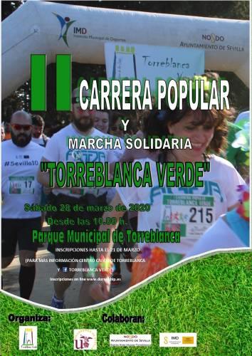 II Carrera Popular Torreblanca Verde