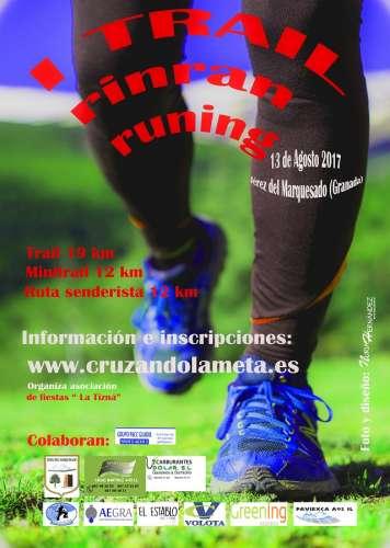 Trail Rin Tan Running