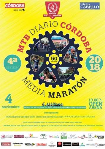 IV Media Maratón MTB Diarío de Córdoba