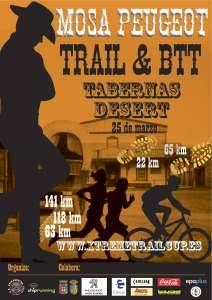 Trail Tabernas Desert