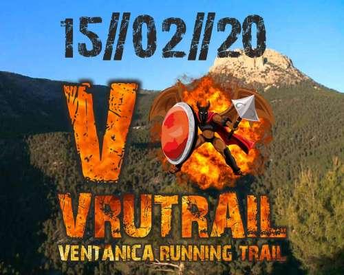 V Rutrail Ventanica Running Trail