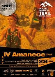 IV Amanece Trail