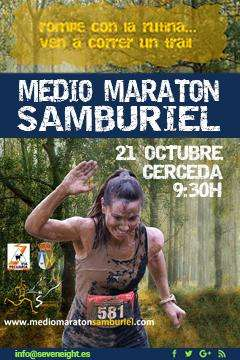 Medio Maratón de Samburiel