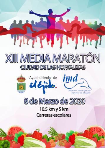 XIII Media Maratón Ciudad de Las Hortalizas