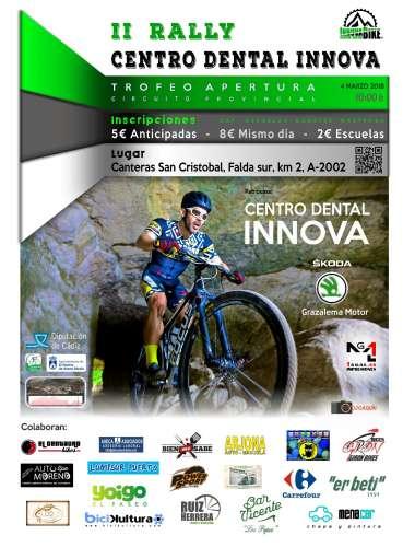 II Rally Innova Bike