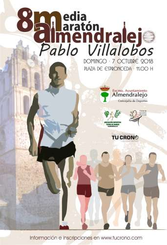 VIII Media Maratón Pablo Villalobos