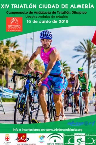 XIV Triatlón Ciudad de Almería