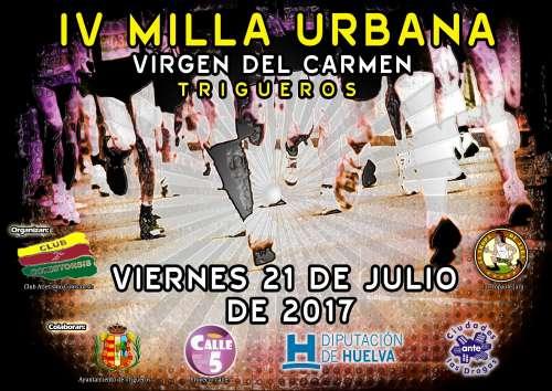 IV Milla Urbana Virgen del Carmen