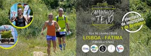 XII Ultramaratón Caminhos do Tejo