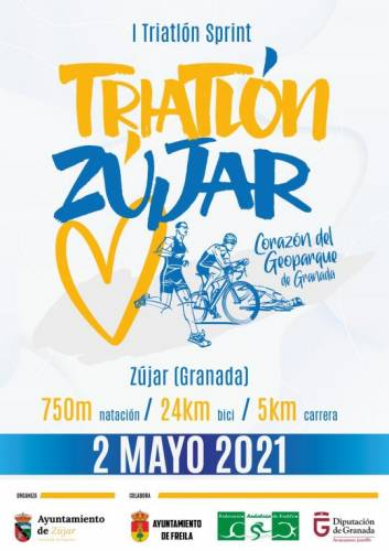 I Triatlón Zujar Corazón Del Geoparque
