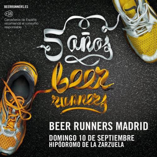 Beer Runners Madrid 2017