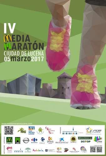 IV Media Maratón Ciudad de Lucena