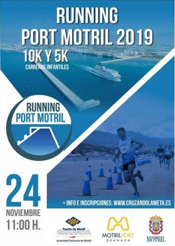 Running Port Motril